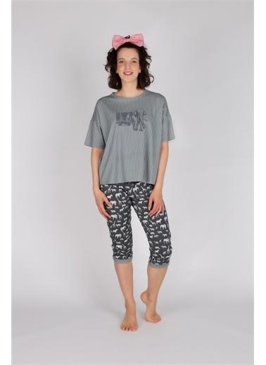 Hays Pijama Takım Antrasit